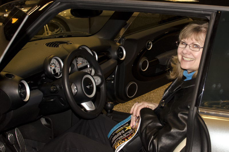 Portland International Auto Show – the inner boy isdelighted