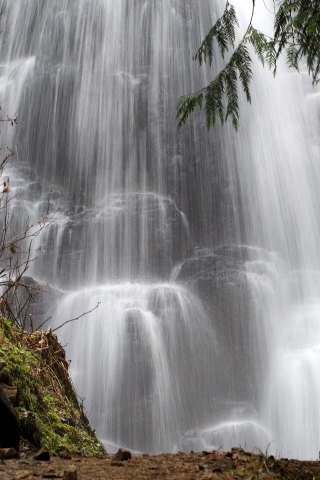 Delicate Fairy Falls