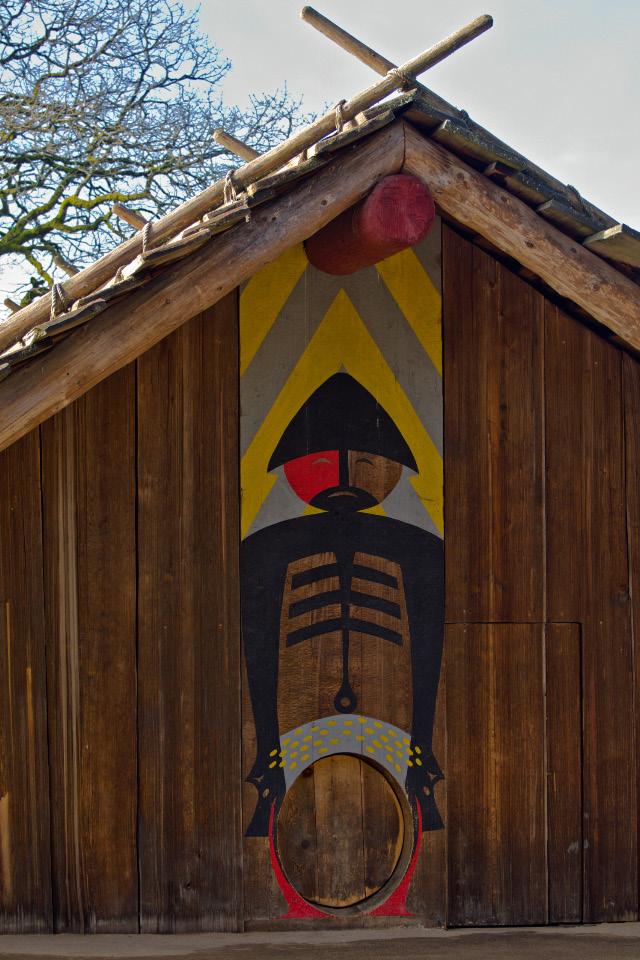Cedar Plankhouse