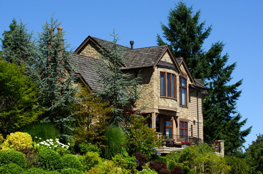 A modest home near Council Crest