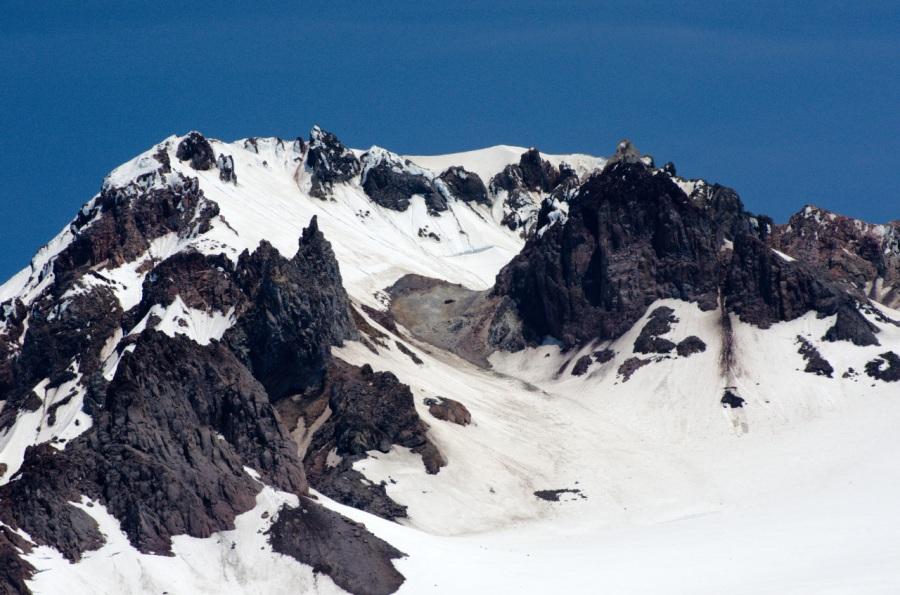Southwest summit of Mt. Hood