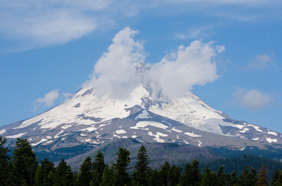 Mt. Hood manufacturing its own storm