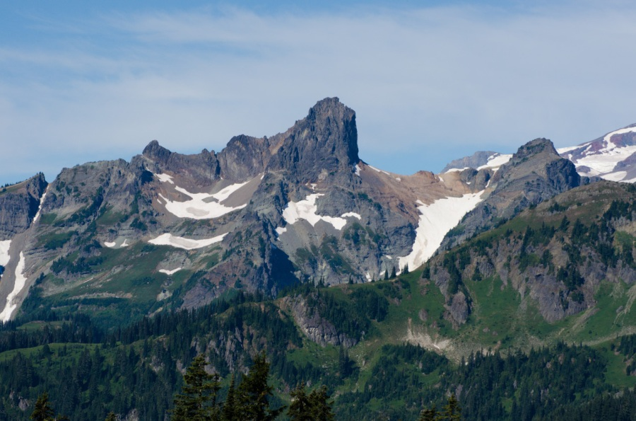 Tatoosh RIdge