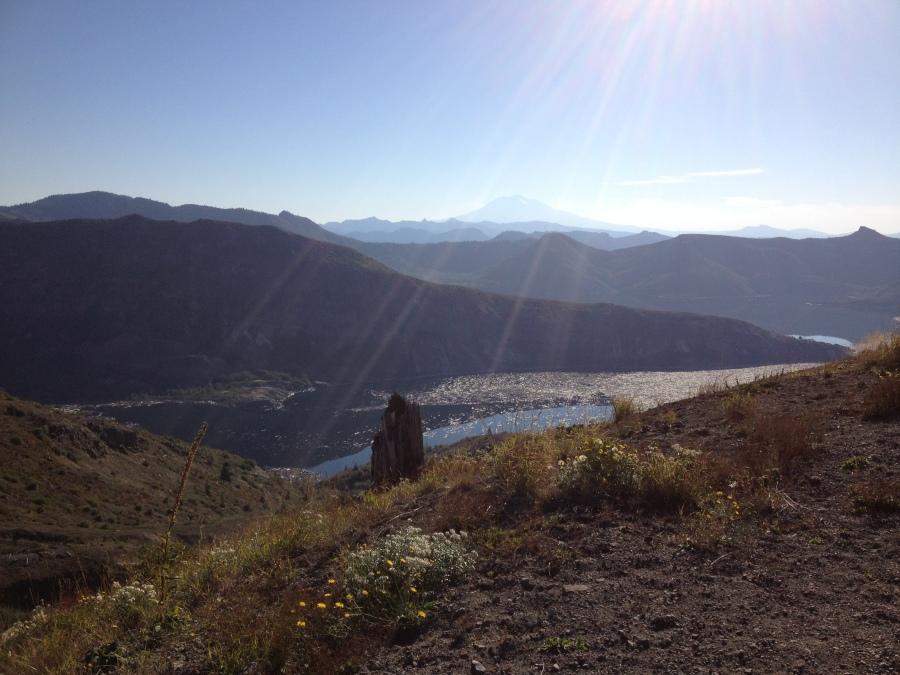 Spirit Lake (iPhone photo)