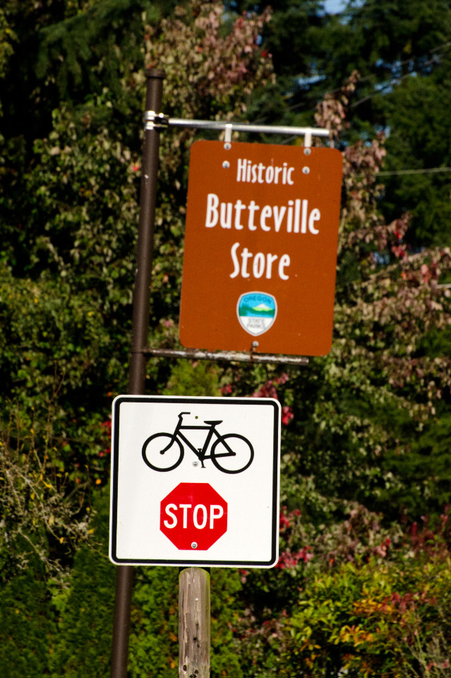 The Butteville Store dates back to 1863