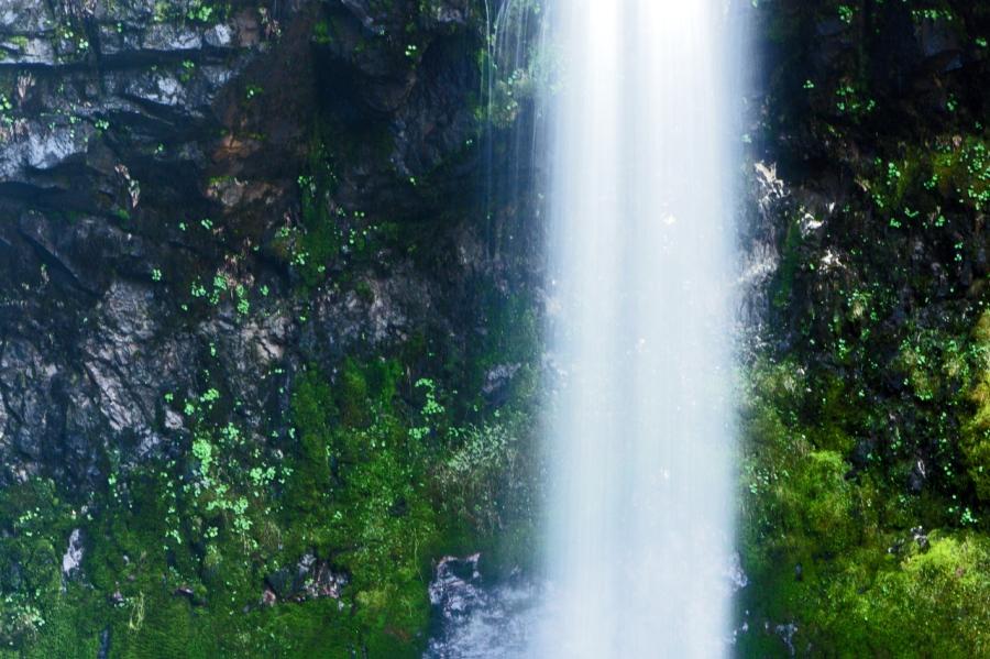 Lower Falls Creek Falls