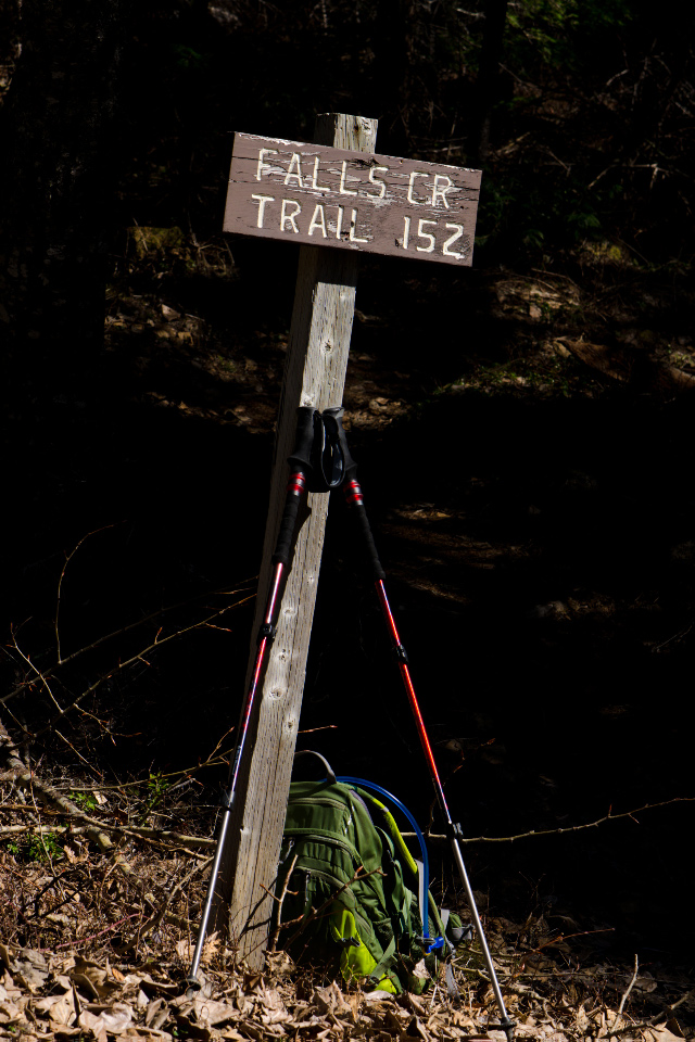 Almost seven miles from the trailhead & time to turn around