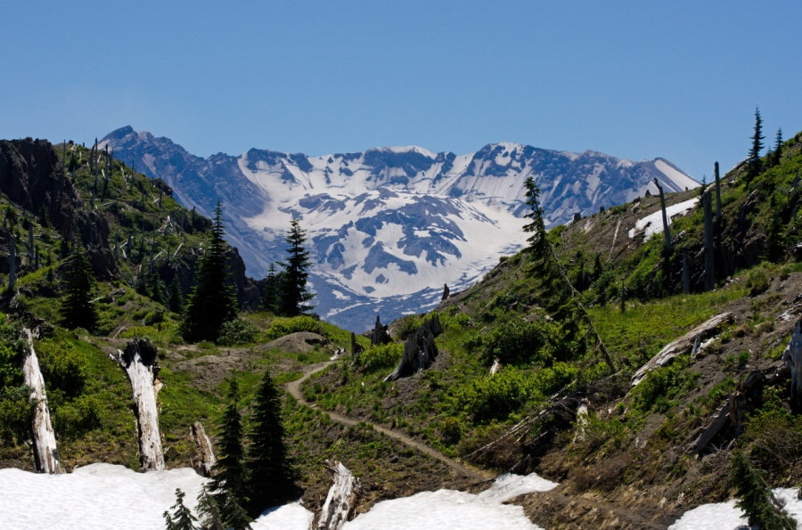 Bucket List of  Alpine Hikes in the Pacific Northwest #8: Coldwater Peak