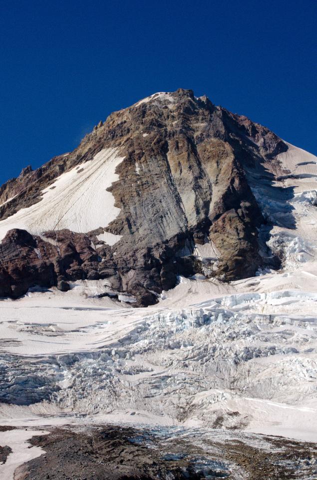 Eliot Glacier