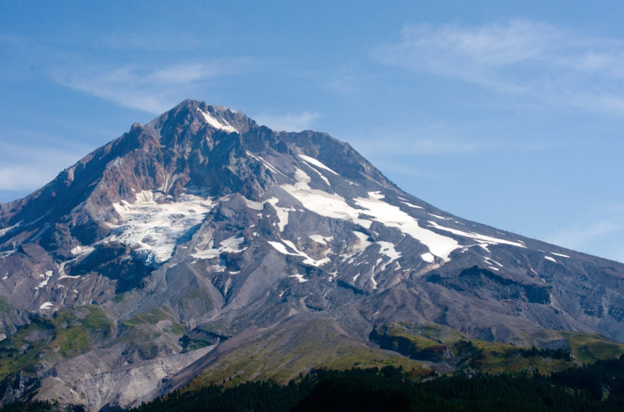 Mt. Hood from East Zigzag Mountain