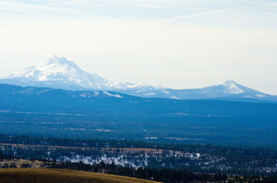 Mt. Jefferson and Olallie Butte