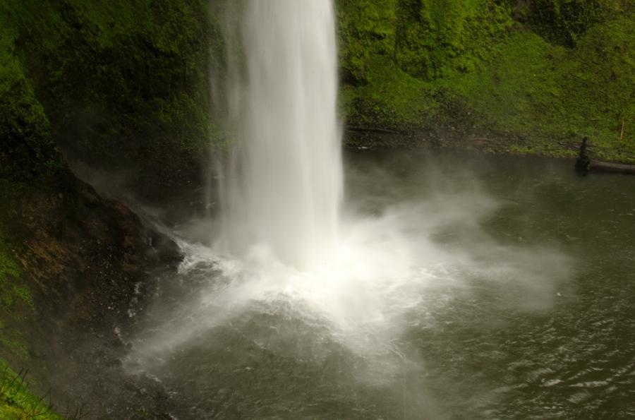 Bottom of South Falls