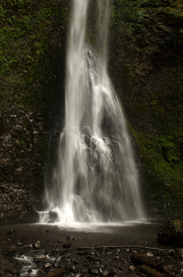 178-foot Double Falls