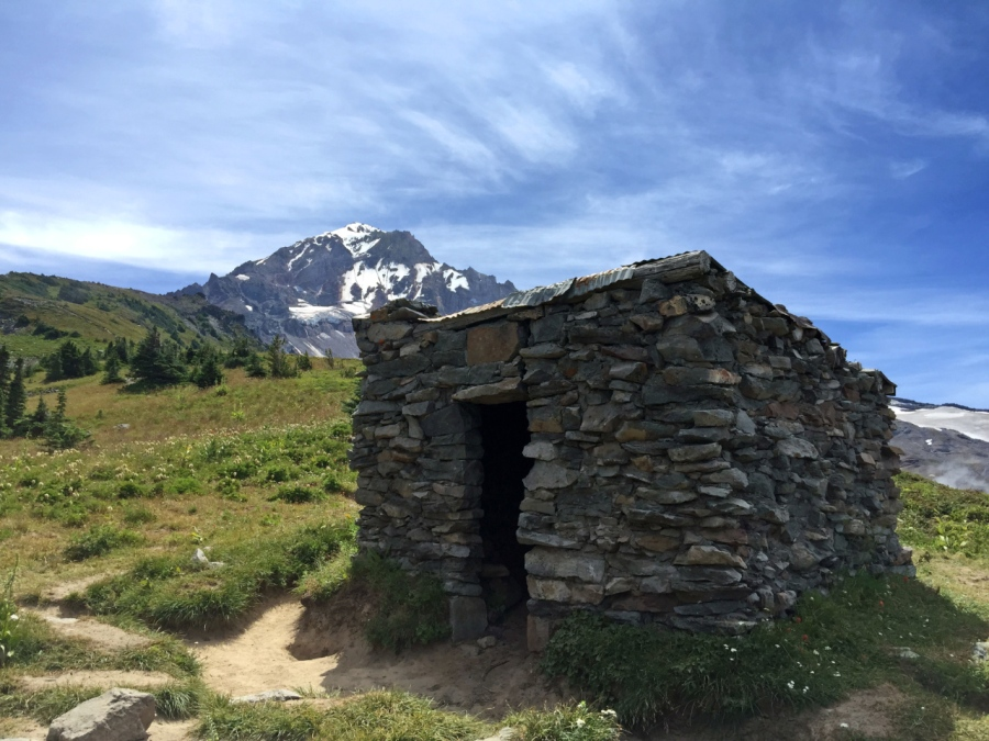 McNeil Point Shelter