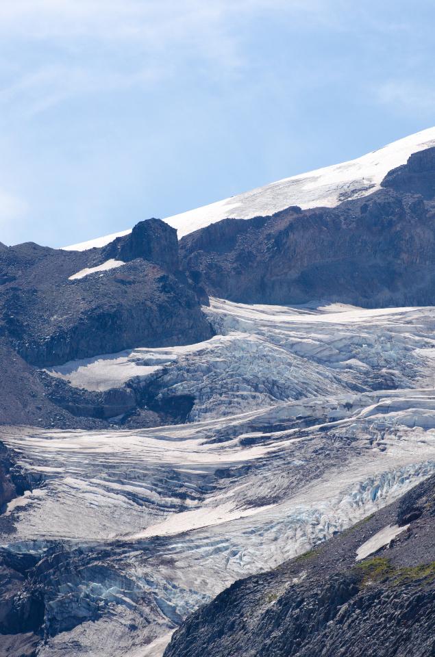 Ladd Glacier