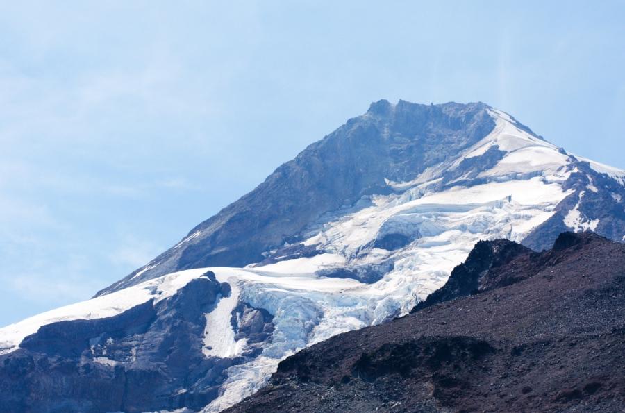 Coe Glacier