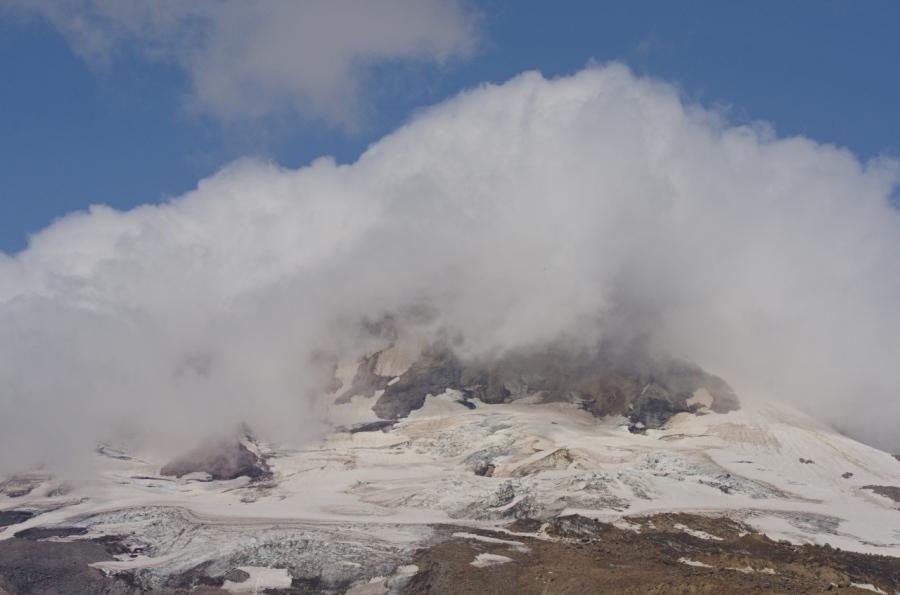 Newton-Clark Glacier