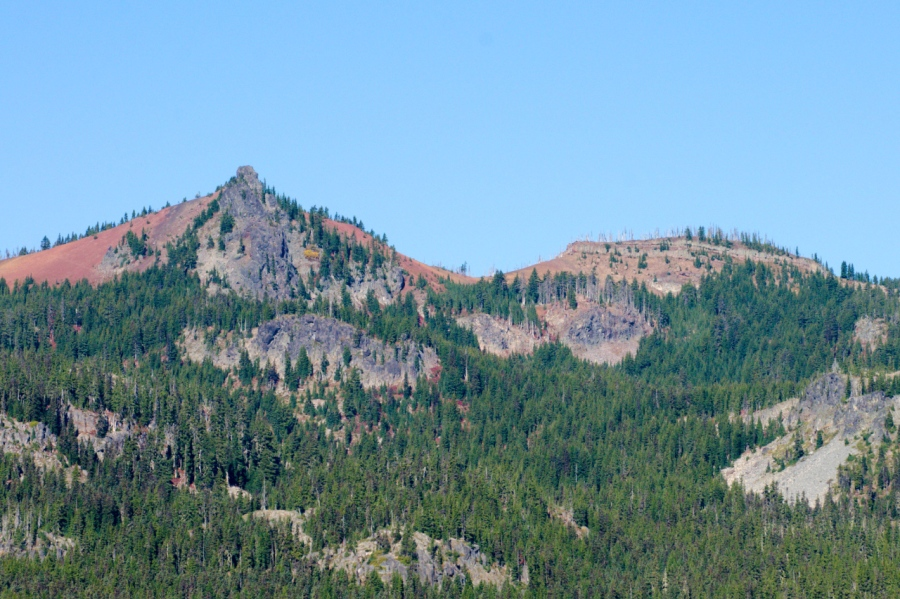 North Cinder Peak
