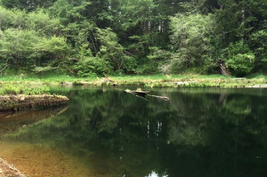 Sandstone Lake