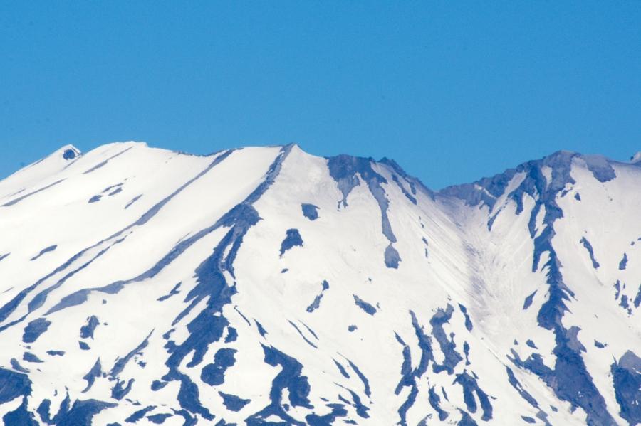 Summit of Mt. St. Helens