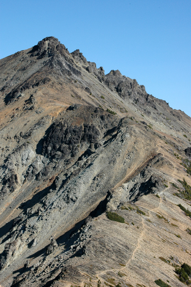 Bucket List of Alpine Hikes in the Pacific Northwest # 7: Mt. Aix