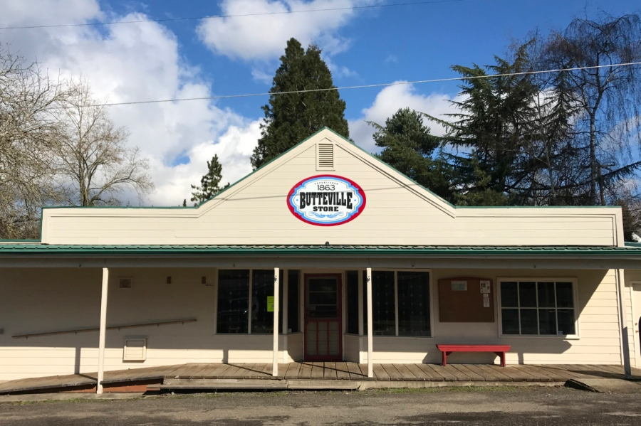 Historic Butteville Store
