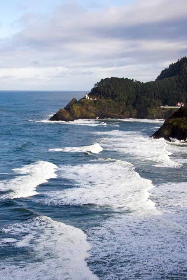 Lighthouses on the OregonCoast