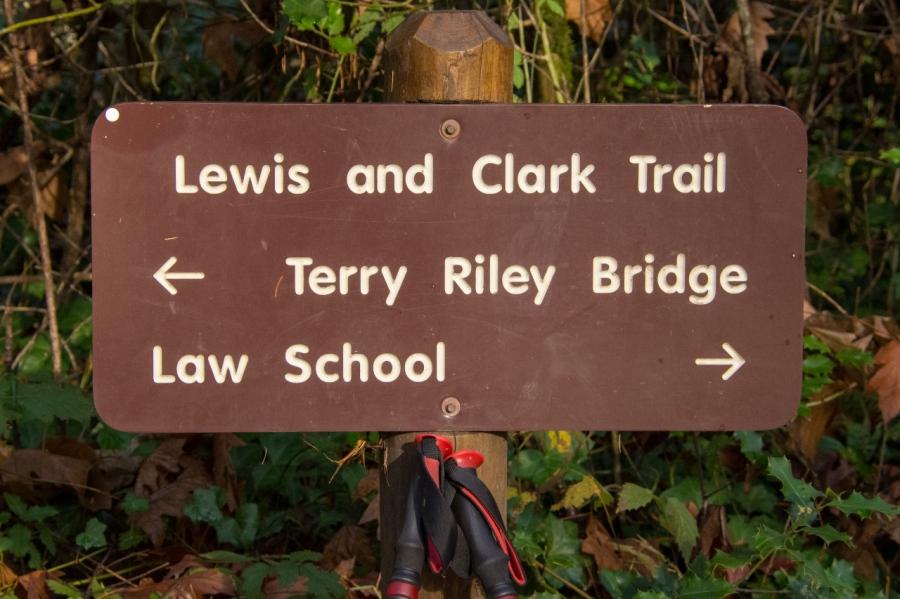 Law School or Terry RileyBridge?