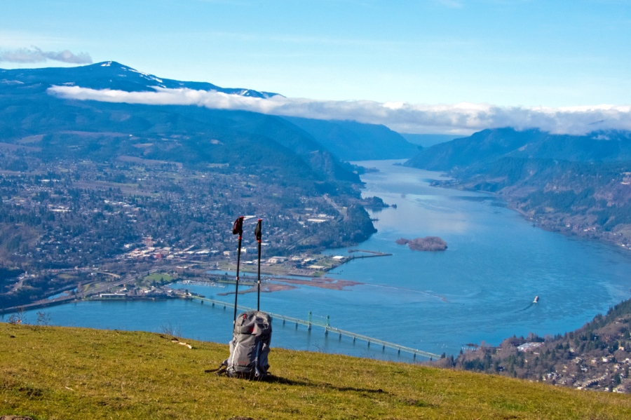 Best Summit Viewpoint in the Columbia River Gorge?