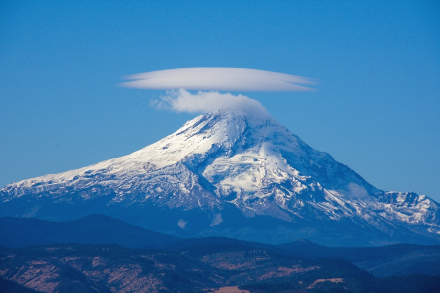 From Spectacular Lenticular Clouds on Mt. Hood to the World's Most Rewarded Winery