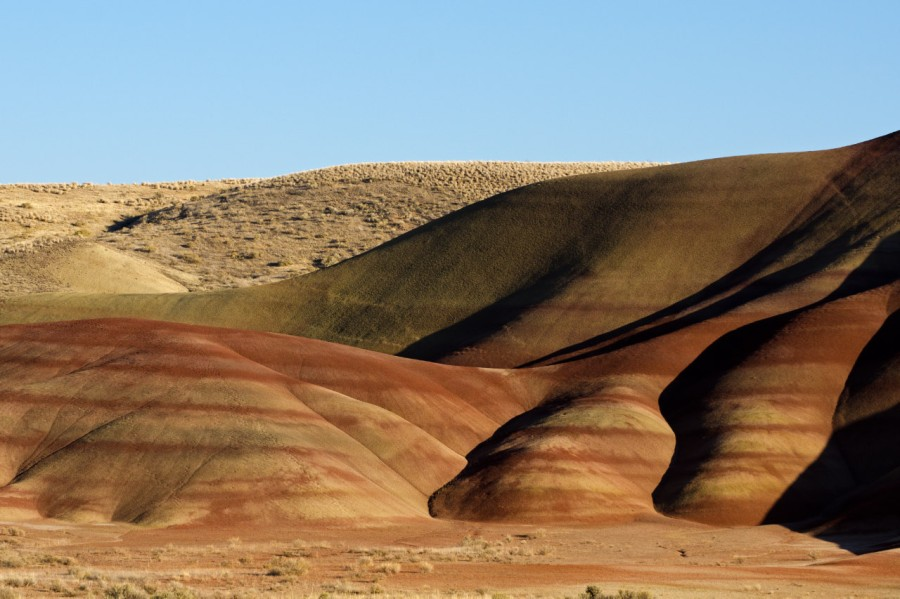 Painted Hills: John Day Fossil Beds National MonumentIV