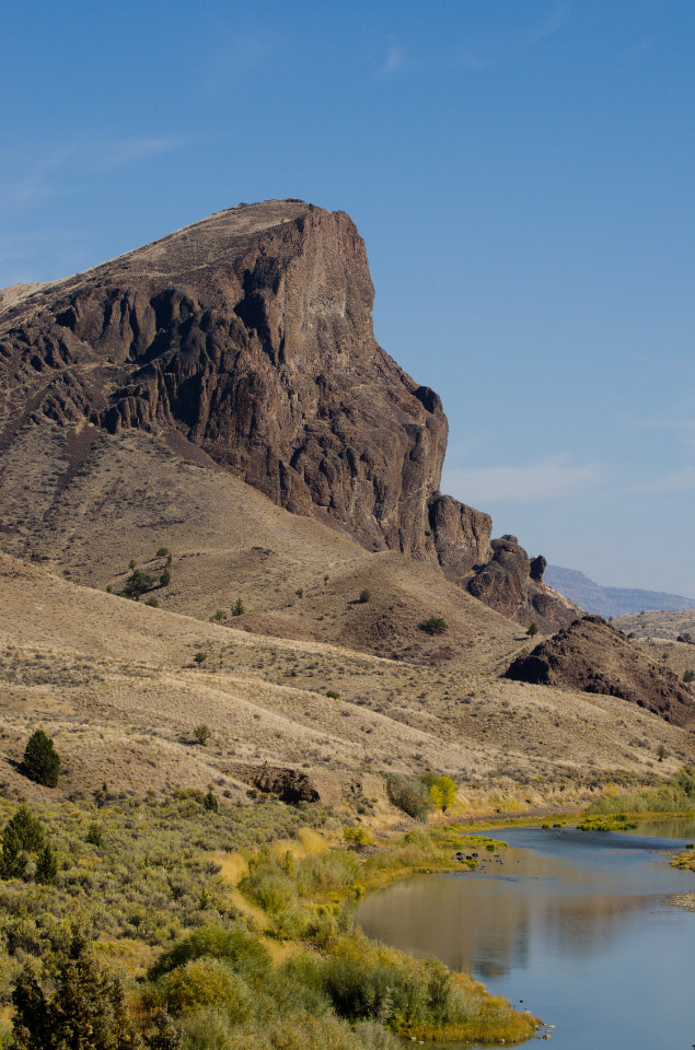 John Day Fossil Beds National Monument XV – End of the John DayAdventure