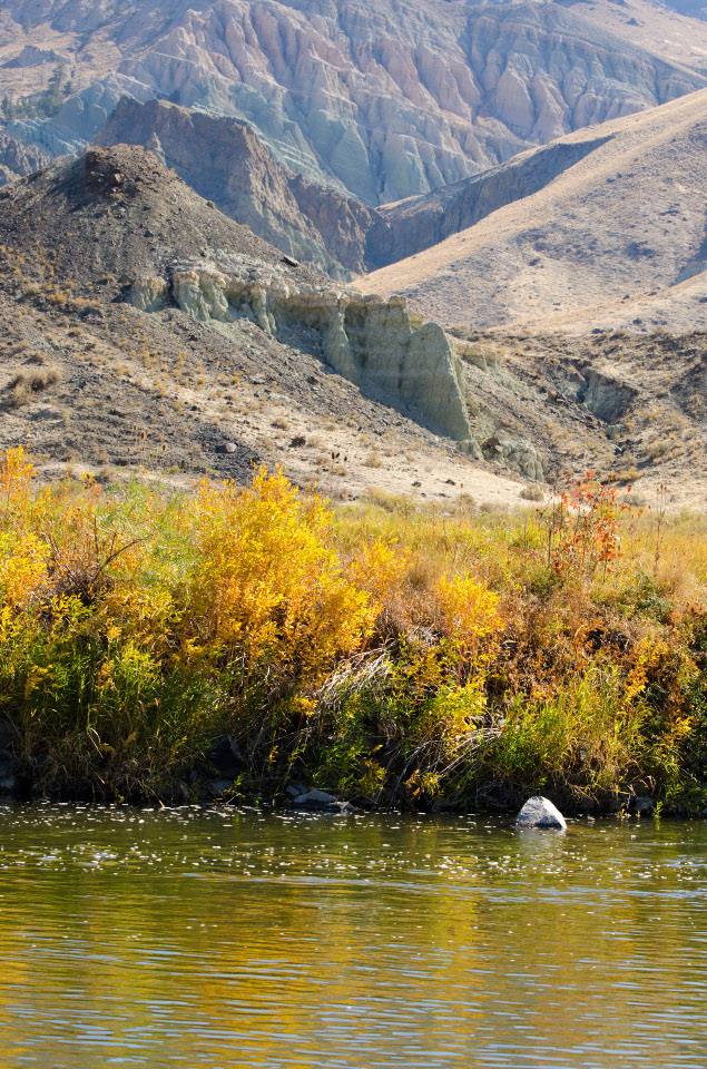 John Day Fossil Beds National Monument VII: Historic James CantRanch