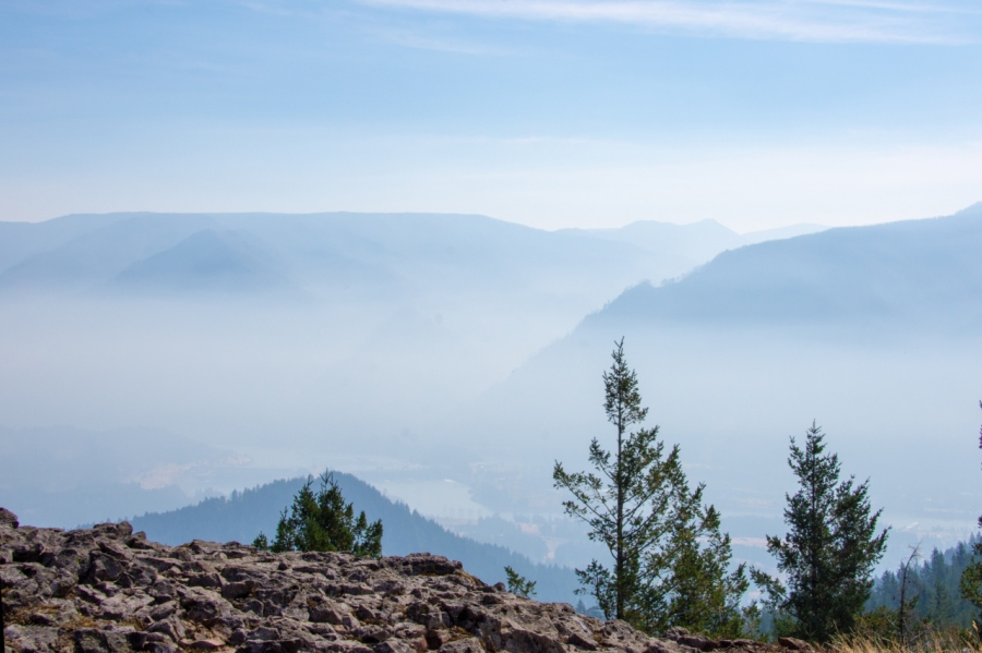 A Labor Day Weekend Outing in the Columbia RiverGorge
